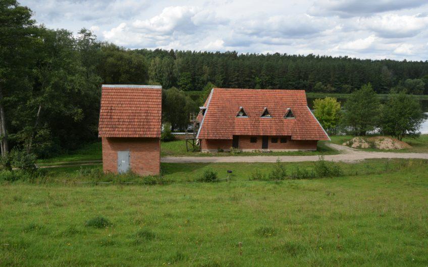 Birštonas, Paupio g. – mūrinis namas
