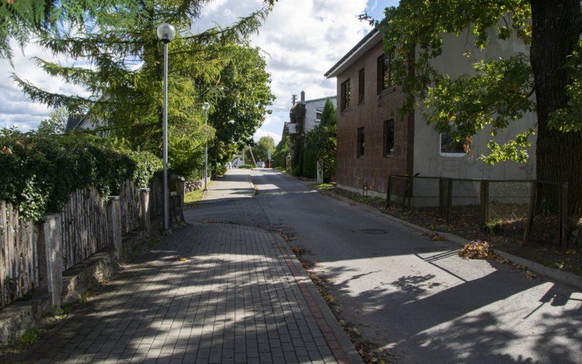 Alytus, Šilelio g. – namas su vaizdu į Nemuną