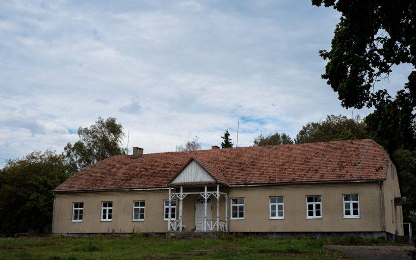 Alytaus raj., Dapkiškių k., Simono Konarskio g. – Dapkiškių dvaras