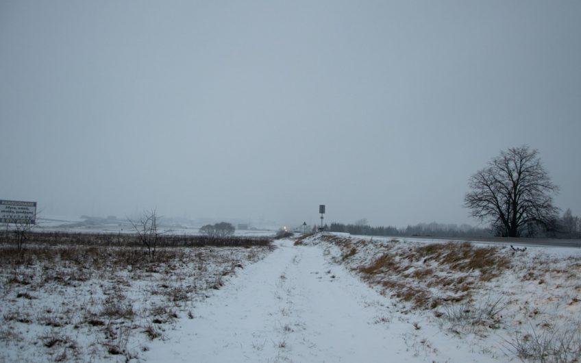 Miklusėnų k. – žemės sklypas (30 a)