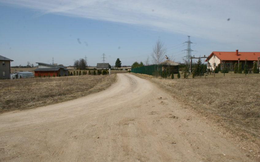 Alytaus rajonas, Butrimiškių kaimas, Ežero g. – sklypas (20 a.)