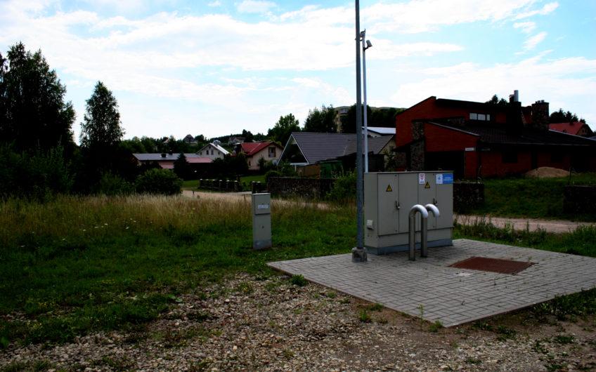 Alytus, Punsko g. – komercinės paskirties sklypas (1.35 ha)