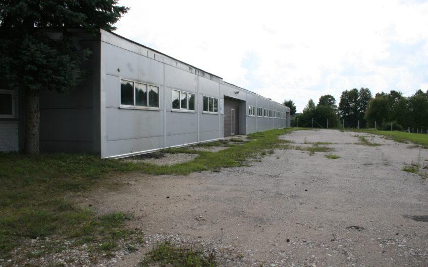 Alytaus r., Butrimonių mstl., Margirio g. 25 -daugiafunkcinių komercinių patalpų kompleksas (2275 kv. m.)