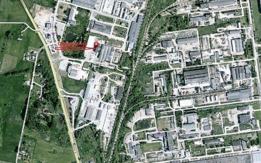 Alytus, Naujoji g. – daugiafunkcinės patalpos (3730 kv. m.)