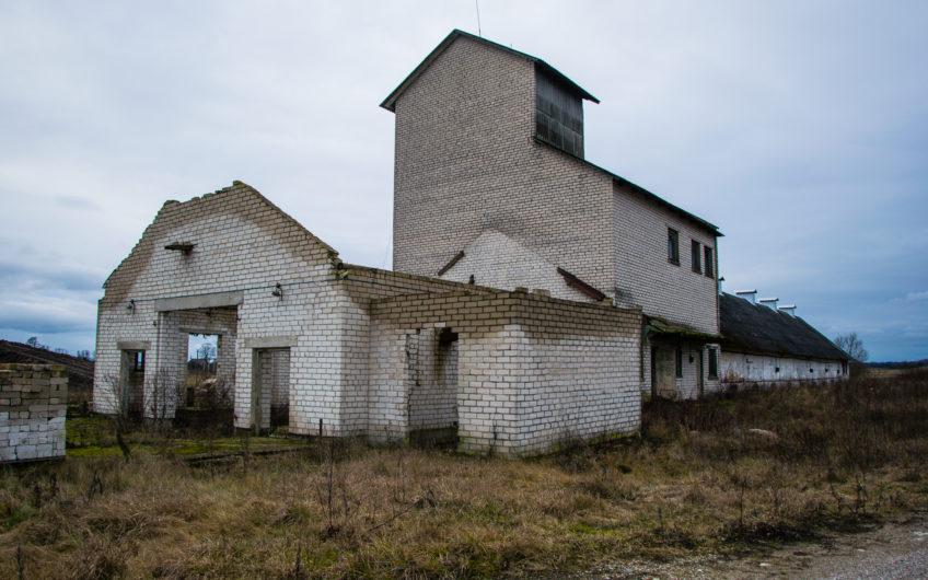 Alytaus raj., Kutiškių vs. 4 – komercinės patalpos (1,1 ha)
