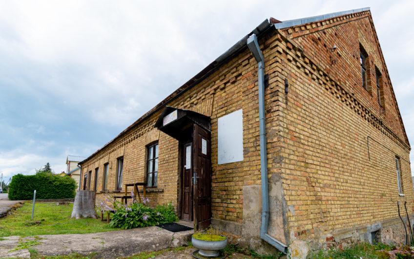 Lazdijų r. sav., Seirijų mstl., Vytauto g. – namas