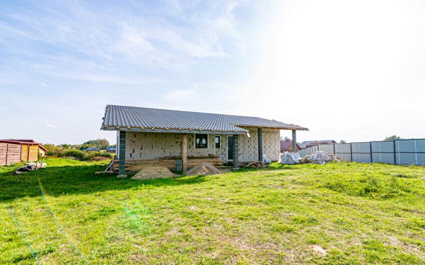 Alytaus k., Sartų g. – naujos statybos namas