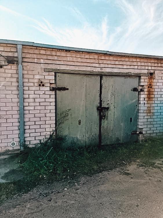 Alytus, Putinai, Ūdrijos g. – garažas (24kv/m)