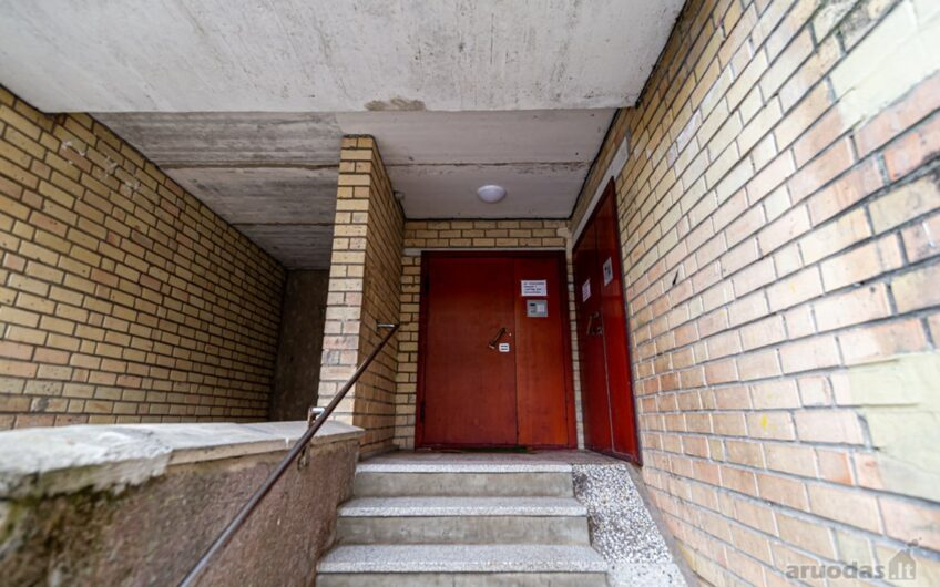 Alytus, Vidzgiris, Žuvinto g. 3-jų kamb. butas