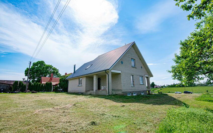 Alytaus r. sav., Talokių k., Paplentės g. – namas